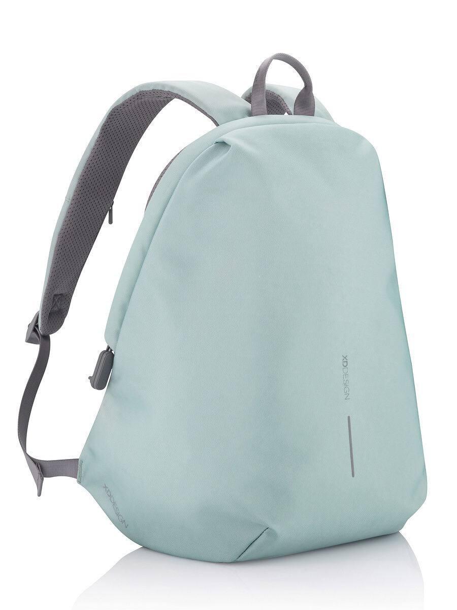Рюкзак XD Design Bobby Soft Anti-Theft Mint рюкзак-антивор, водоотталкивающий материал