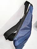 Барсетка слінг на груди REEBOK Оксфорд тканина 1000D Унісекс/Сумка спортивні для через плече(ОПТ), фото 4