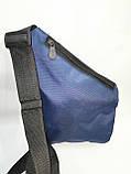 Барсетка слінг на груди REEBOK Оксфорд тканина 1000D Унісекс/Сумка спортивні для через плече(ОПТ), фото 5