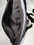 Барсетка слінг на груди REEBOK Оксфорд тканина 1000D Унісекс/Сумка спортивні для через плече(ОПТ), фото 6