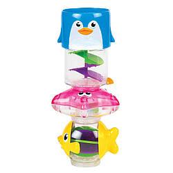 Іграшка для ванної Munchkin Піраміда 3 в 1