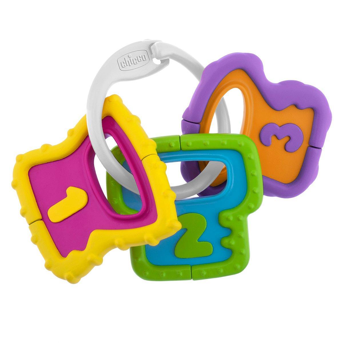 Игрушка-погремушка Chicco Ключи