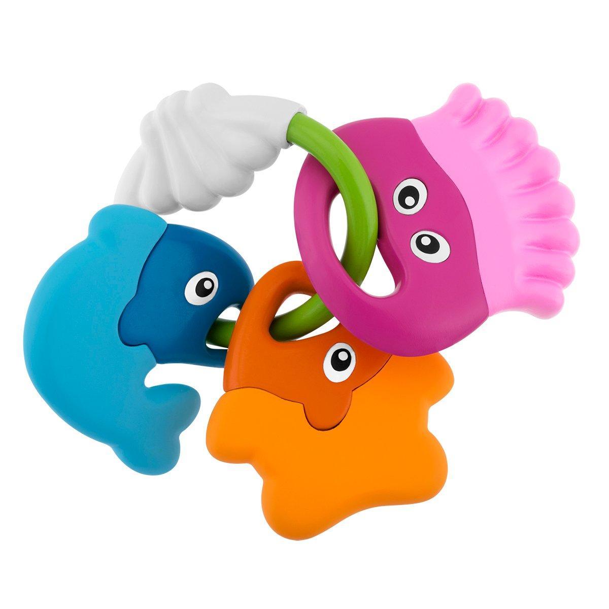 Игрушка-грызун Chicco Рыбки