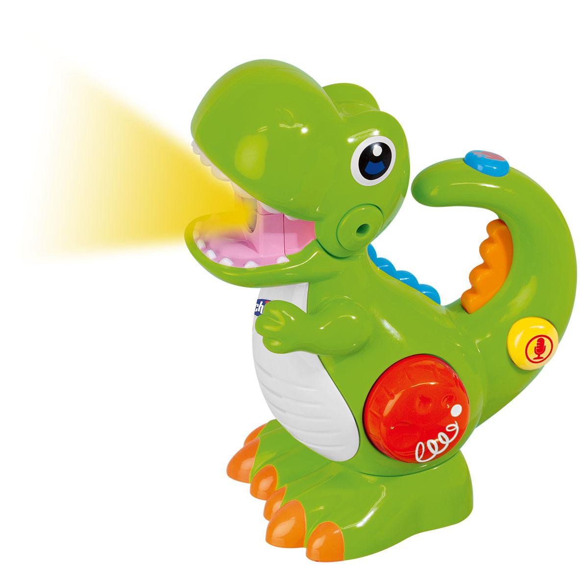 Іграшка Chicco Динозаврик T-Rec