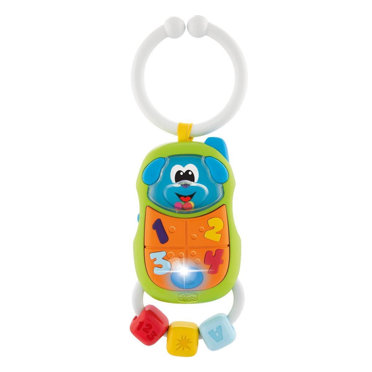 Іграшка-брязкальце Chicco Puppy Phone