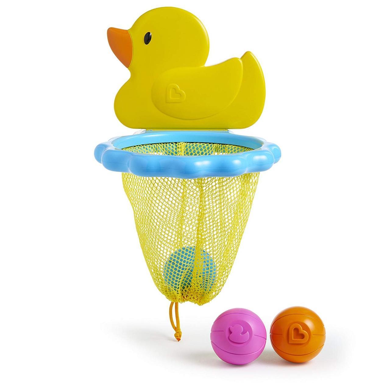 Іграшковий набір для ванної Munchkin Duck Dunk