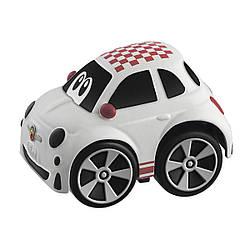 Машинка инерционная Chicco Mini Turbo Touch. Fiat 500 Racer