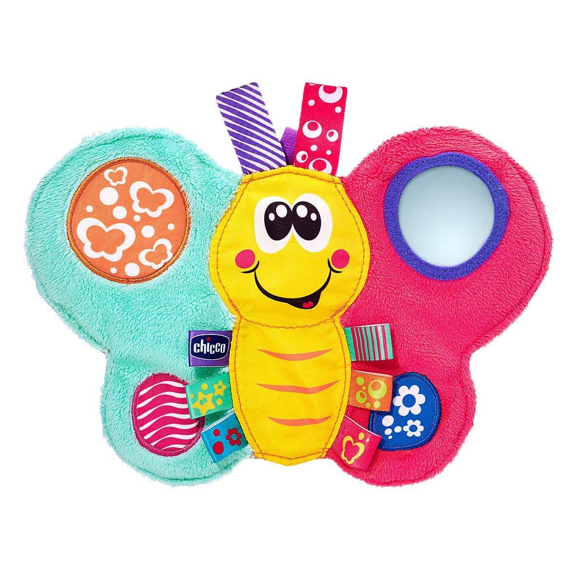 Мягкая игрушка Chicco Бабочка Дейзи