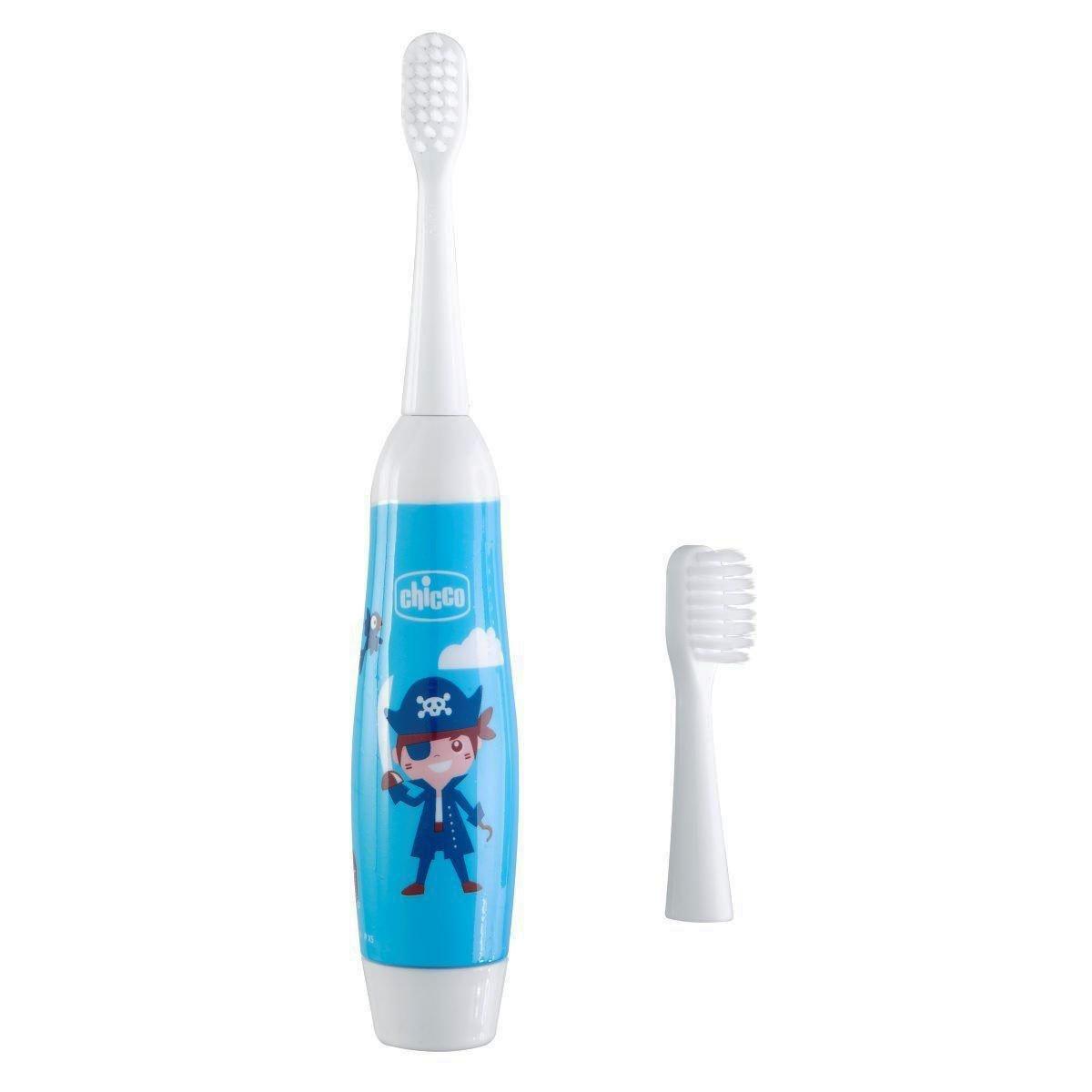 Електрична зубна щітка Chicco, від 3 років