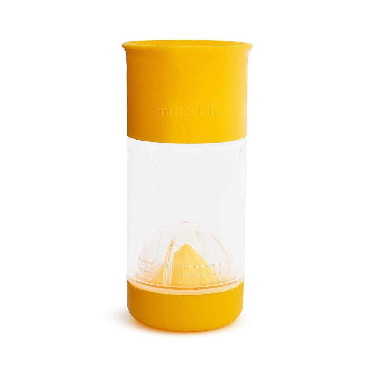 Бутылка Munchkin Miracle 360 с инфузером, 414 мл