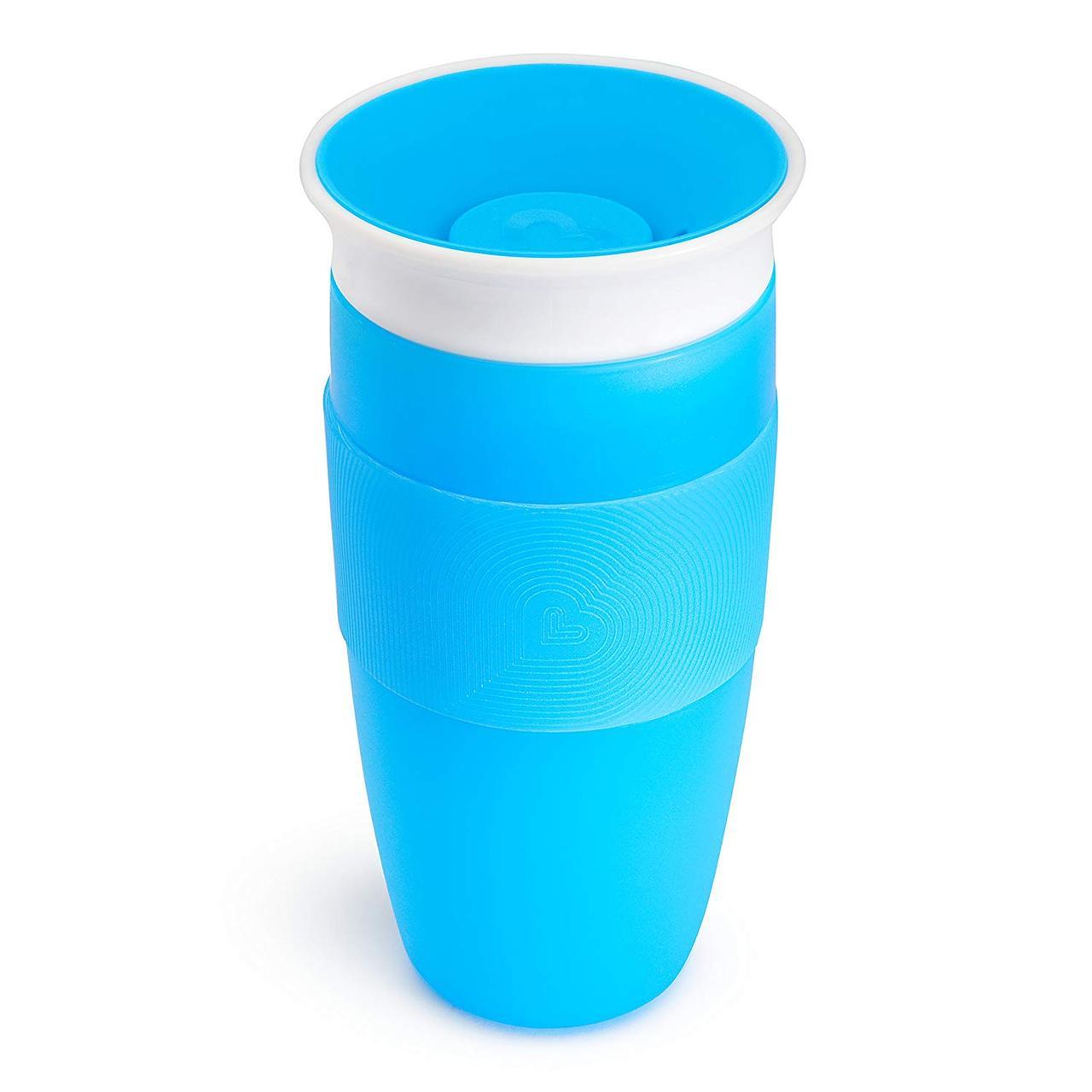 Чашка непроливная Munchkin Miracle 360, 414 мл