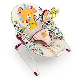 Шезлонг Bright Starts Playful Pinwheels