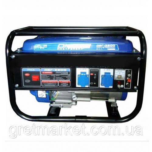 Бензиновый генератор Днепр ДБГ-3000