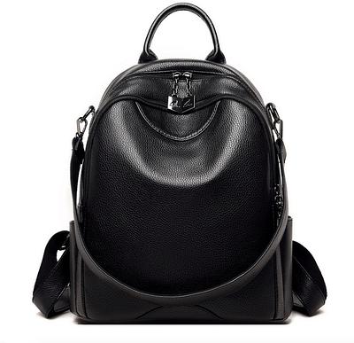 Рюкзак жіночий шкіряний трансформер Hefan Daishu Manufactur