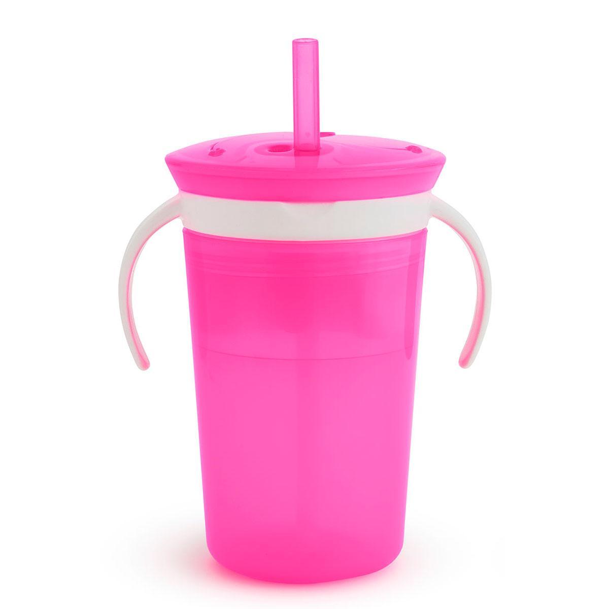 Чашка-контейнер Munchkin Snack and Sip