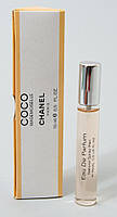 Мини парфюм Chanel Coco Mademoiselle 15 ml в треугольнике