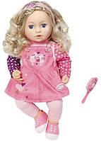 Кукла Беби Аннабель красавицв София 43 см Baby Annabell Sophia So Soft Baby Doll with Brushable Hair