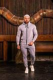 Чоловічий спортивний костюм., фото 4