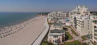 75 000 евро - 3-х комнатная квартира 1 линия моря в 5-зв к-се Sunset Resort