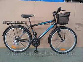 Дорожній велосипед Mustang Upland 26*160