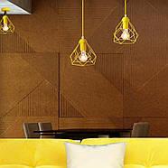 Подвесная люстра на 2-лампы RUBY-2 E27 желтый, фото 3
