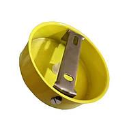 Комплект для монтажу люстри, монтажна основа для світильників, жовтий, фото 2