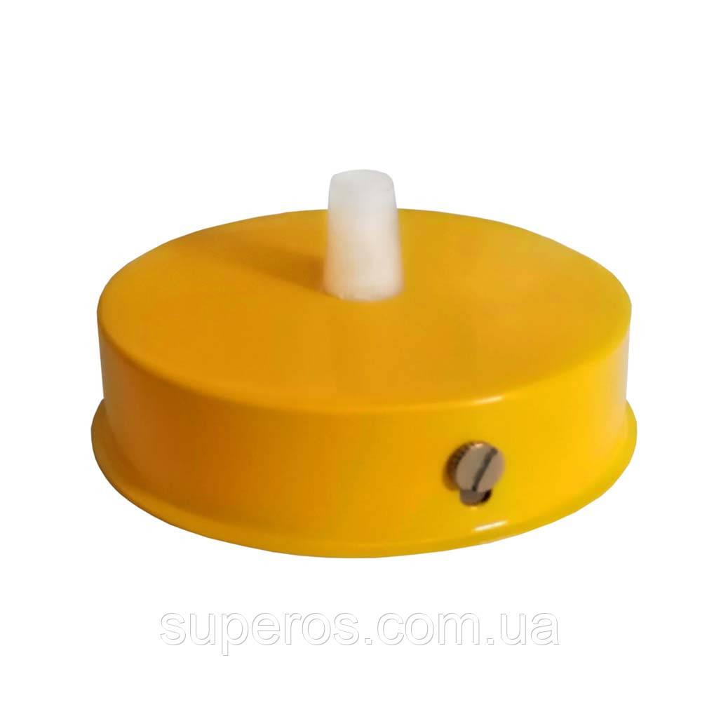 Комплект для монтажу люстри, монтажна основа для світильників, помаранчевий