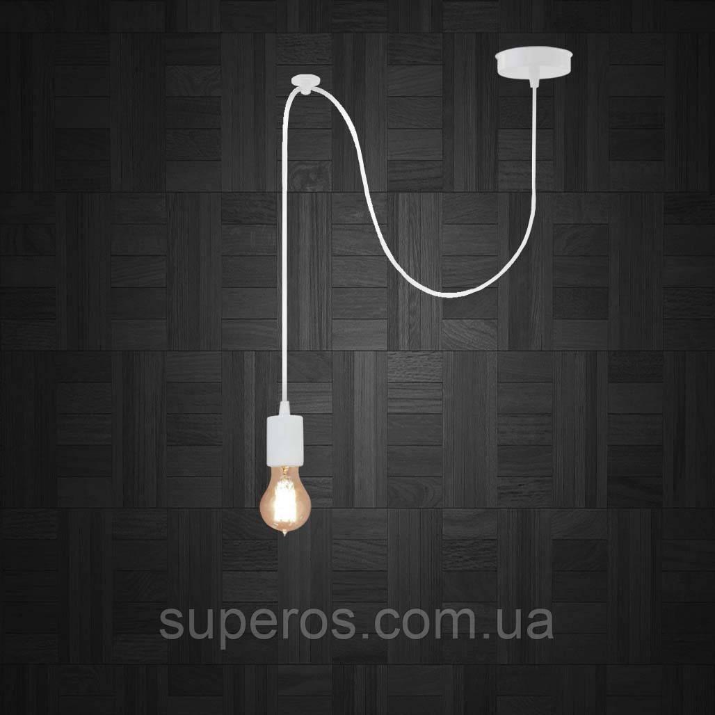 Підвісний світильник на 1-лампу CEILING/SP-W E27 білий