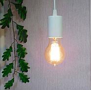 Підвісний світильник на 1-лампу CEILING/SP-W E27 білий, фото 2