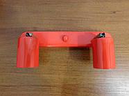 Спот поворотний на 2-лампи SLEEVE-2 E27 червоний, фото 6