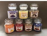Свечи ароматизированные ,6шт
