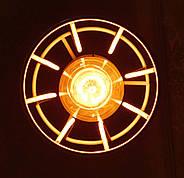 Подвесная люстра на 5-ламп SANDBOX-5G E27 на круглой основе, белый, фото 5