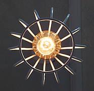 Підвісна люстра на 5 ламп FANTASY-5 E27 білий, фото 5