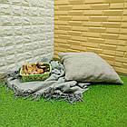 Модульне підлогове покриття 600*600*10 мм зелена трава, фото 2