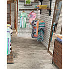 Самоклеюча плитка мармур онікс, ціна за 1м2 (мін. замовлення 5м2), фото 2