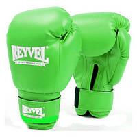 Боксерские перчатки REYVEL винил 8 oz (пара)