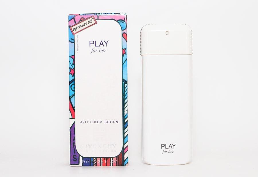 Женский парфюм Givenchy Play Arty Color Edition (Живанши Плей Арт Колор Эдишн) 75 мл