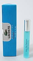 Мини парфюм Lacoste Essential Sport 15 ml в треугольнике