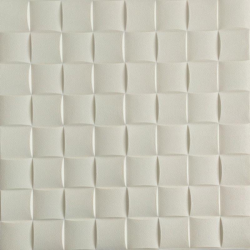 Самоклеящаяся декоративная 3D панель плетение 700x700x8мм