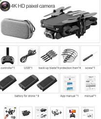 Новый мини-Дрон HD камера WiFi Fpv