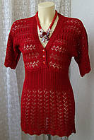 Туника женская нарядная ажурная р.42 4385 от Chek-Anka