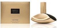 Женская парфюмированная вода Calvin Klein Euphoria Gold Limited Edition Кельвин Кляйн Голд эдишен 100 мл
