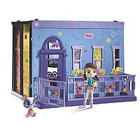 """LPS Детский игровой набор """" Стильная спальня Блайс """" Littlest Pet Shop \ мой маленький зоомагазин Hasbro, фото 1"""