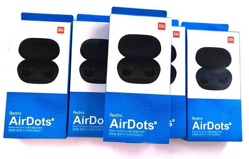 Беспроводные наушники XIAOMI redmi AirDots