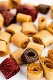 Яблучна пастила «Медовий мікс» без цукру, 100 г (4 стіки), фото 2