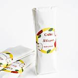 """Натуральна цукерка пастили """"Яблучне соло"""" без цукру і меду, 25 г, фото 2"""