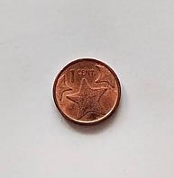 1 цент Багами 2009 р., фото 1
