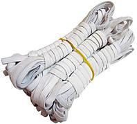 Резинка бельевая белая (6мм/5м)