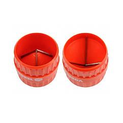 Развальцовщик(Калибратор)Развертка Для Металлопластиковых Труб VOREL O= 6-36 мм 78385