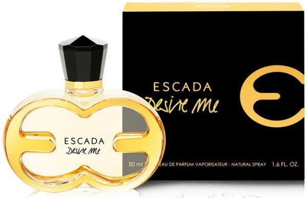 Escada Desire Me парфюмированная вода 75 ml. (Эскада Дезире Ме)